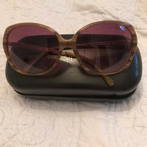 Banana Republic Large Frame Sunglasses